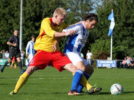 Het kostte Arjan Haasnoot de nodige moeite om de rappe Stefan Rijsdam ...: www.nieuwsvanhier.nl/bericht.php?bericht_id=24197
